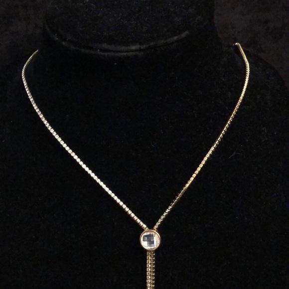 Merx Lariat Necklace